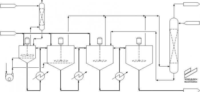 2-VB Continuous Fermentation
